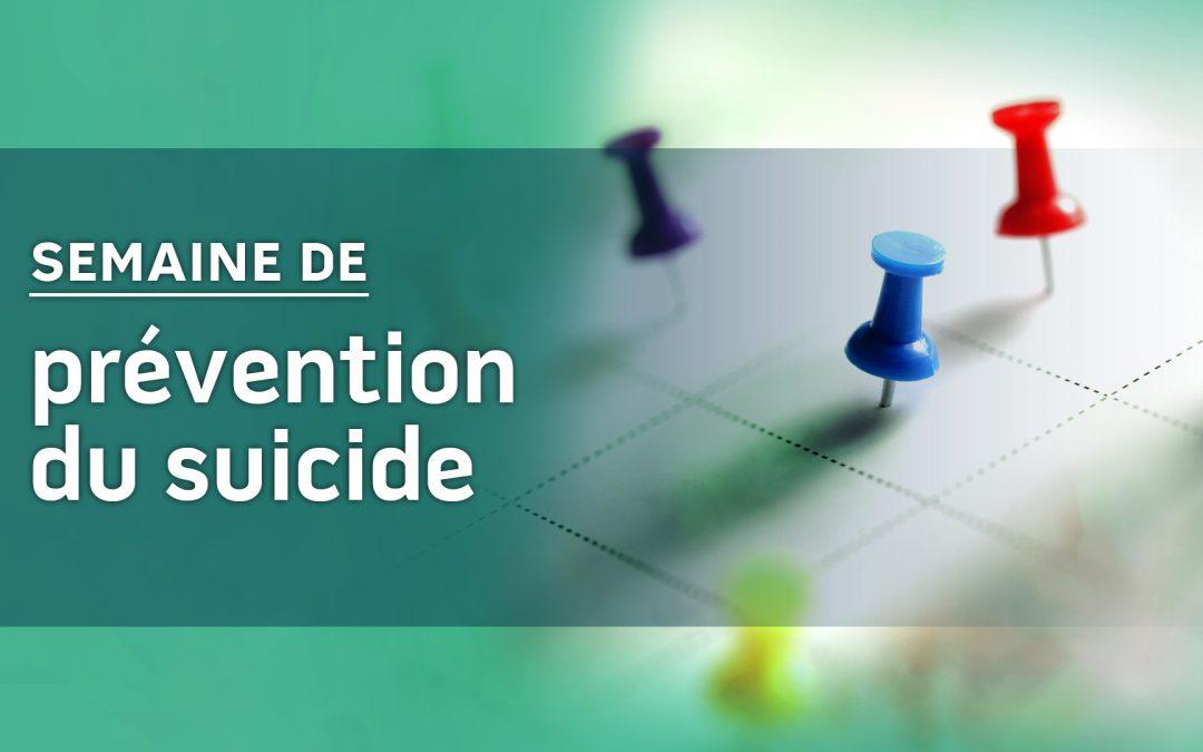 Semaine de prévention du suicide (Association québécoise de la prévention du suicide)